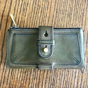 Fossil large wallet